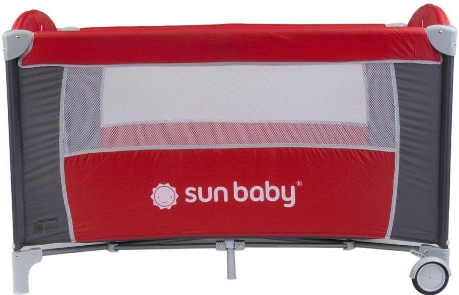Cestovní postýlka Sunbaby Sweet dreams bez vložného lůžka SD707