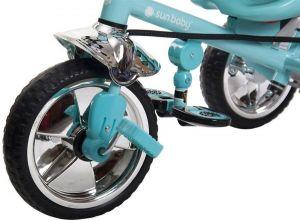 Tříkolka Sunbaby se stříškou Super Trike B33, J01.004