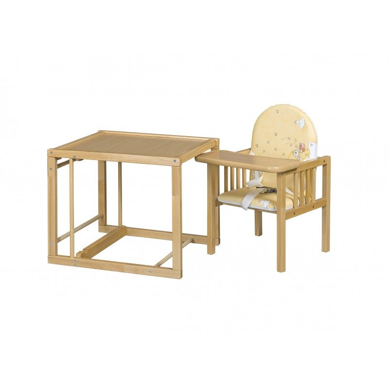 dřevěné jídelní židličky