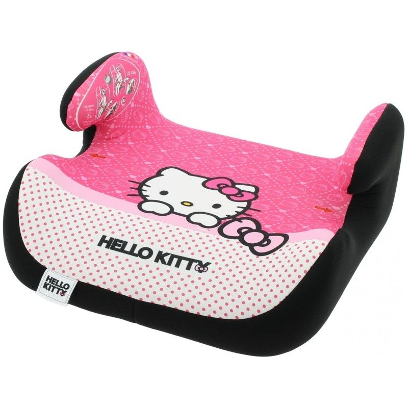 Podsedák do auta NANIA HELLO KITTY