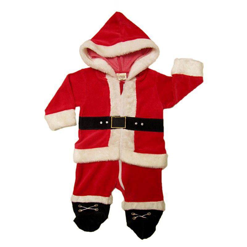 Dětský vánoční set Santa Claus