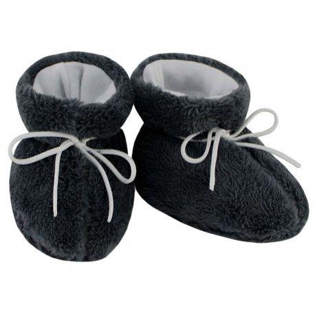 ESITO Kojenecké botičky Lara velké malinová 2 - 5 měsíců