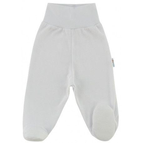 ESITO Polodupačky bavlna jednobarevné bílá 68
