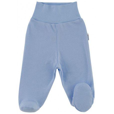 ESITO Polodupačky bavlna jednobarevné modrá 68