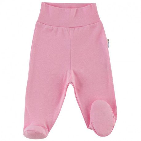 ESITO Polodupačky bavlna jednobarevné růžová 62