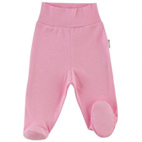 ESITO Polodupačky bavlna jednobarevné růžová 68