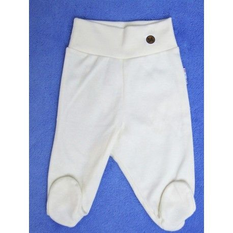 ESITO Polodupačky bavlna jednobarevné smetanová 50