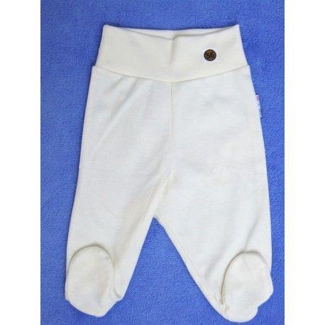 ESITO Polodupačky bavlna jednobarevné smetanová 74