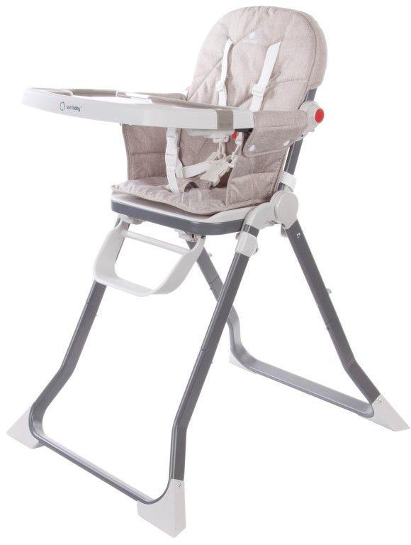 Jídelní židlička Sunbaby CUBBY