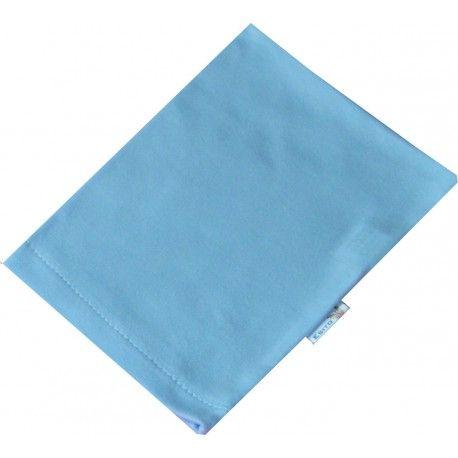 ESITO Žínka bavlna úplet Jersey modrá 19x14 cm