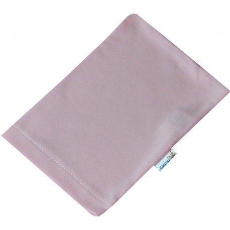 ESITO Žínka bavlna úplet Jersey růžová 19x14 cm