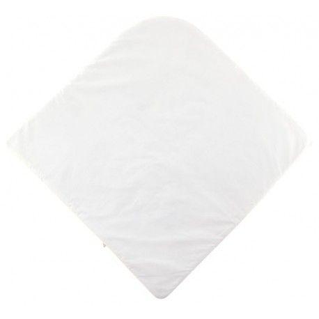 ESITO Vložka do klasické zavinovačky čtvercové bílá 75 x 75 cm