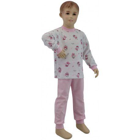 ESITO Dívčí pyžamo kouzelná víla vel. 80 - 110 kouzelná víla 80