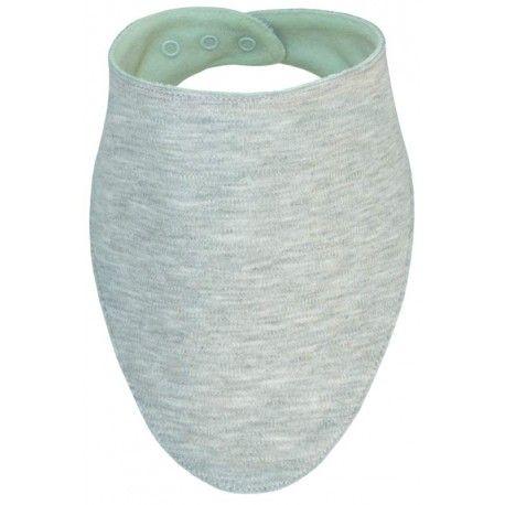 ESITO Slintáček bavlna jednobarevný tyrkysová 0 - 3 roky