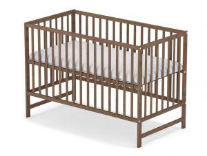 Dřevěná postýlka Baby sky Klasik