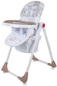 Sunbaby jídelní židlička - Siera BCH202C, b03.004