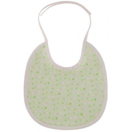 ESITO Bryndák bavlna hvězdička zelená