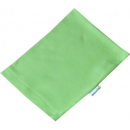 ESITO Žínka bavlna úplet Jersey zelená 19x14 cm
