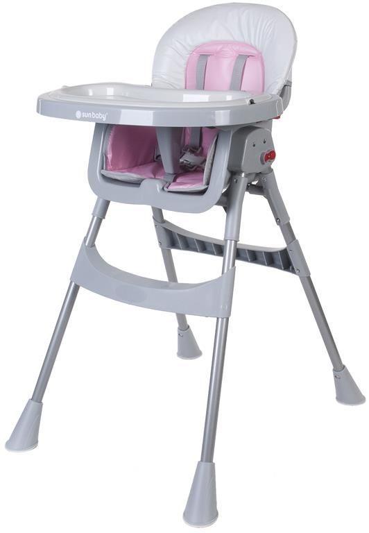 Jídelní židlička Comfort Basic Sunbaby